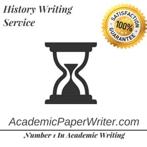 As history essay writing